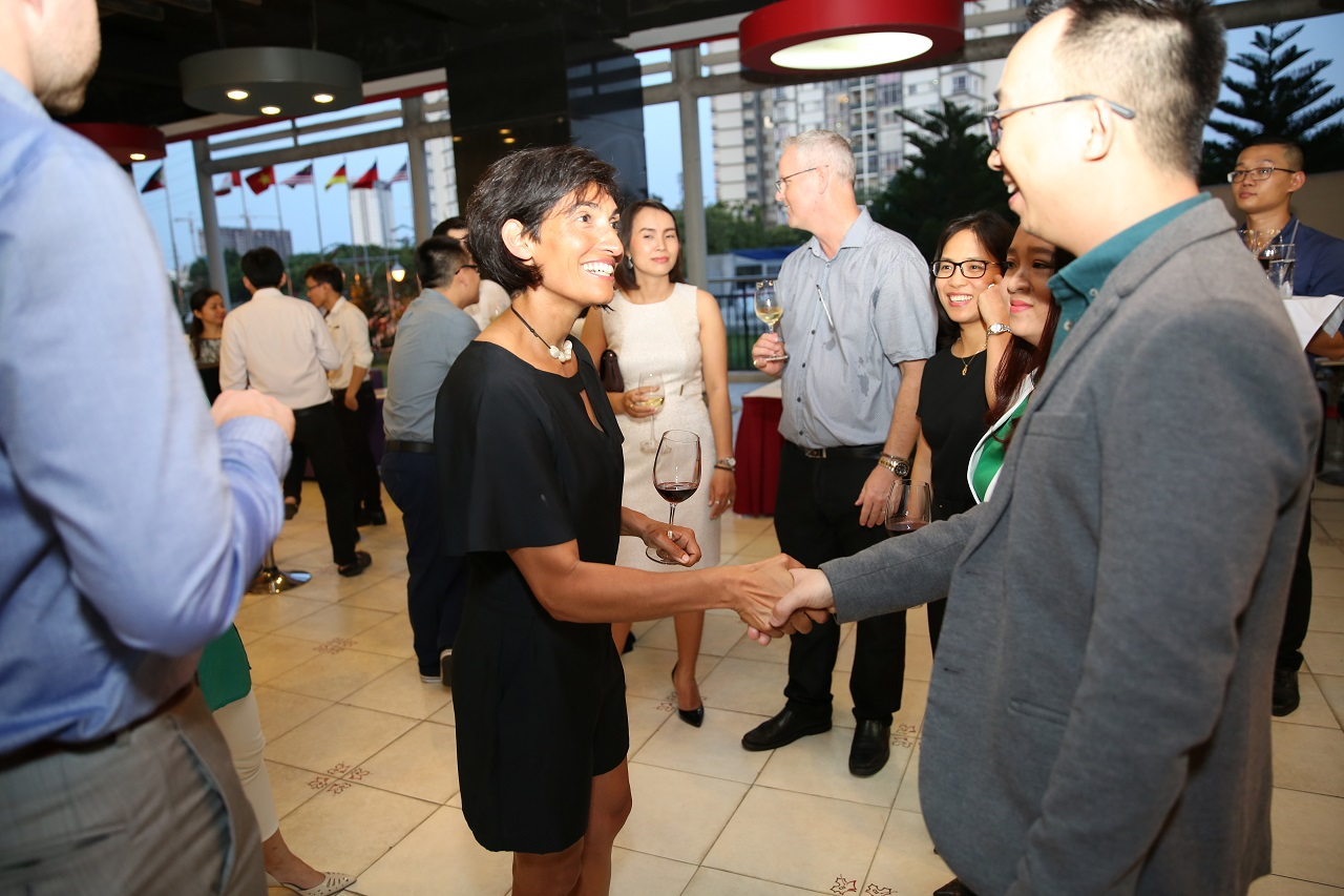 Naheed Hendersons leads Empowered Startups' GS HCMC