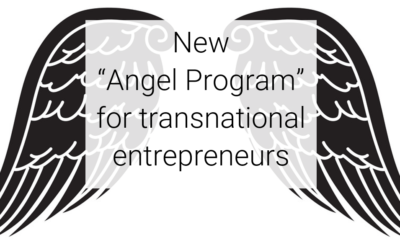 """O """"Programa Anjo"""" para empreendedores transnacionais"""
