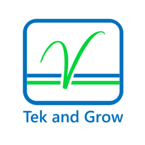 Tek and Grow Logo